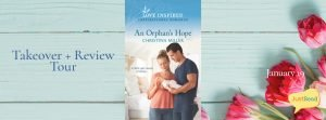 An Orphan's Hope JustRead Takeover + Review Tour