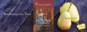 An Unlikely Duchess JustRead Bookstagram Tour