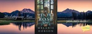The Winter Rose JustRead Bookstagram Tour