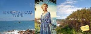 To Treasure an Heiress JustRead Bookstagram Tour