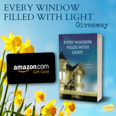 Every Window Filled with Light JustRead Blog Tour