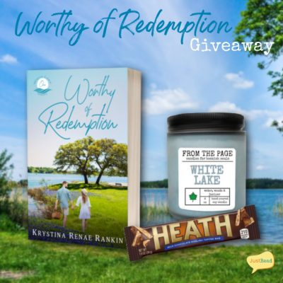 Worthy of Redemption JustRead Giveaway