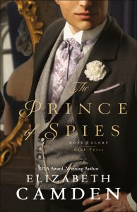 The Prince of Spies by Elizabeth Camden