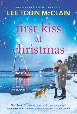 first kiss at christmas